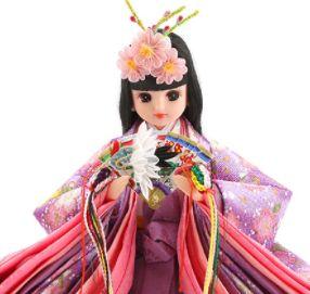 りかちゃん ひな人形