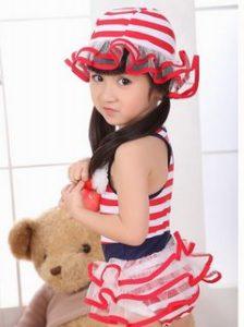 スイムウエア 女児 韓国子供服