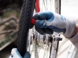 修理キット 自転車パンク補修